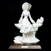 Скульптуры, статуэтки из фарфора