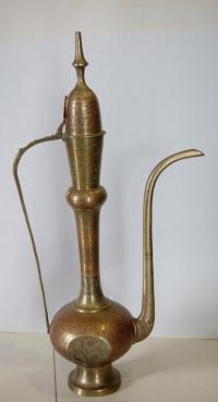 Кумган бронзовый, Восток, нач. XX в.