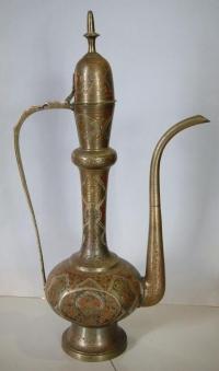 Кумган бронзовый, Восток нач. XX в.