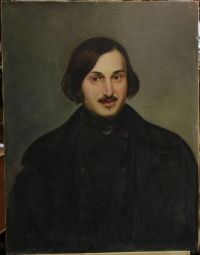 Портрет Н.В.Гоголя, 1953 г.