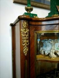Витрина в стиле Рококо, Европа, XIX в.