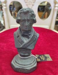 Бюст «А.С. Пушкин», Российская Империя XIX в.