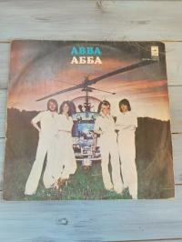 Пластинка ВИА «Абба».