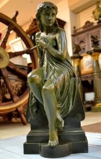 """Статуя """"Рабыня"""", Европа, XIX в."""
